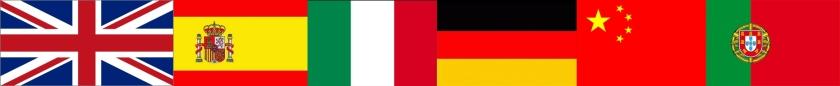 drapeau langues houseofju