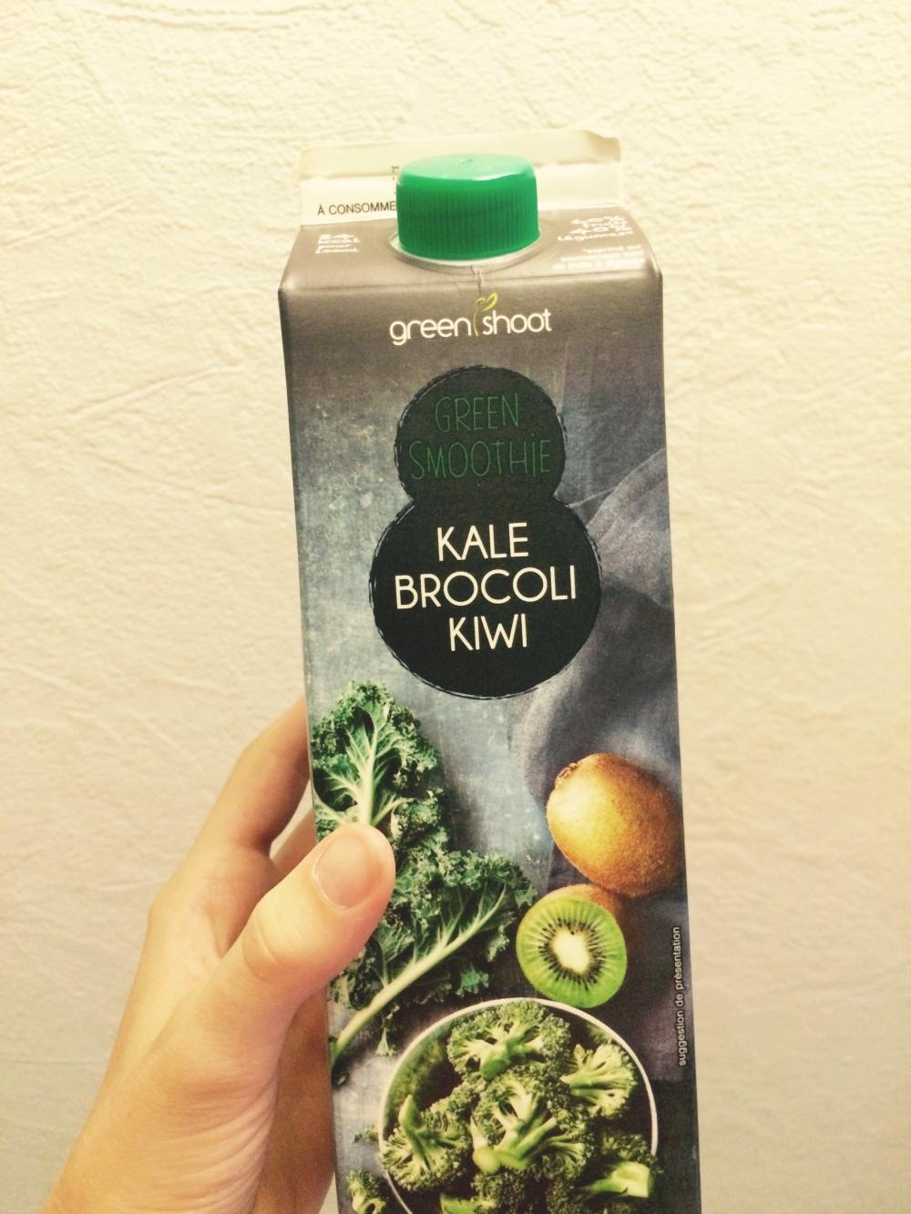 houseofju smoothie greenshot